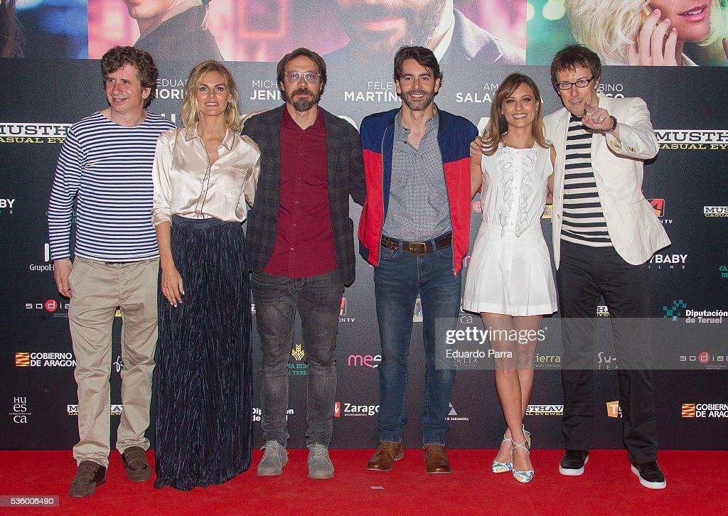 'Nuestros Amantes' Madrid Photocall