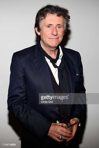 Actor Gabriel Byrne attends the opening night of Revisiting 'The Quiet Man' Ireland On Film at The Museum of Modern Art on May 20 2011 in New York...