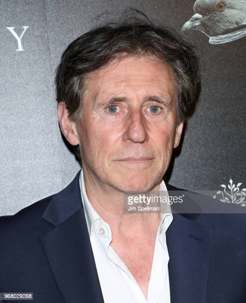 Actor Gabriel Byrne attends the screening of 'Hereditary' hosted by A24 at Metrograph on June 5 2018 in New York City