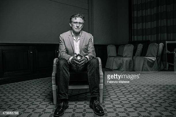 Actor Gabriel Byrne is photographed for The Hollywood Reporter on May 15 2015 in Cannes France