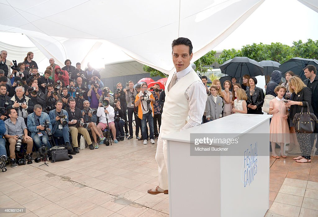 """Misunderstood"" Photocall - The 67th Annual Cannes Film Festival"