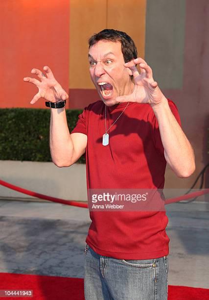 "Actor Gabriel Jarrett arrives at the Universal Studios Hollywood ""Halloween Horror Night"" Eyegore Awards on September 24, 2010 in Universal City,..."