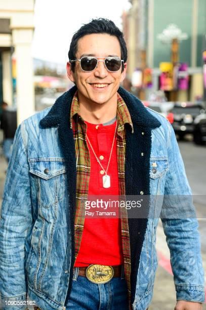 Actor Gabriel Luna attends the 2019 Sundance Film Festival on January 27 2019 in Park City Utah
