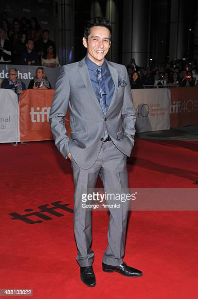 Actor Gabriel Luna attends the Freeheld premiere during the 2015 Toronto International Film Festival at Roy Thomson Hall on September 13 2015 in...