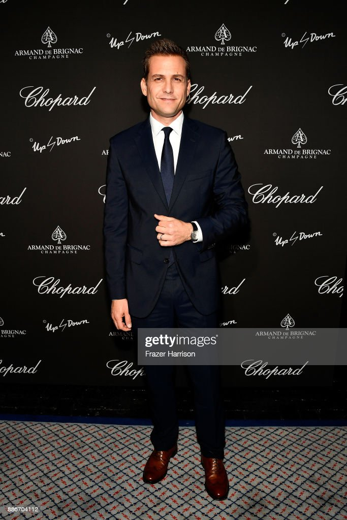 Actor Gabriel Macht attends Creatures Of The Night Late-Night Soiree Hosted By Chopard And Champagne Armand De Brignac at The Setai Miami Beach on December 5, 2017 in Miami Beach, Florida.