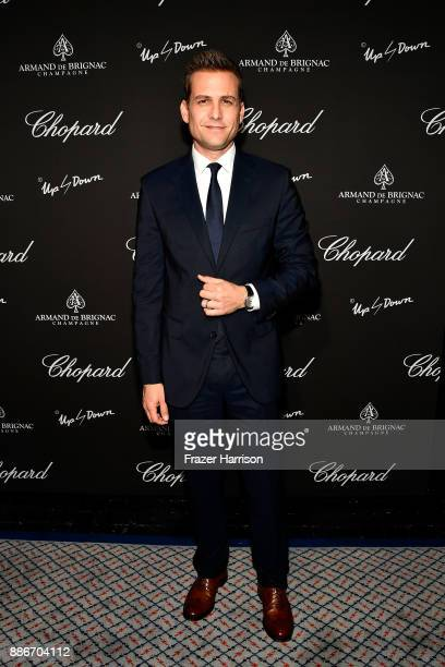 Actor Gabriel Macht attends Creatures Of The Night LateNight Soiree Hosted By Chopard And Champagne Armand De Brignac at The Setai Miami Beach on...