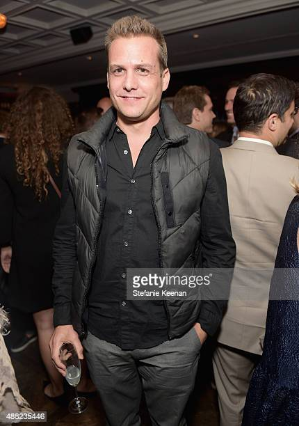 Actor Gabriel Macht attends the Spotlight TIFF party hosted by GREY GOOSE Vodka and Soho Toronto at Soho House Toronto on September 14 2015 in...