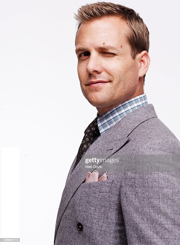 Gabriel Macht, Sharp Magazine, Winter 2013