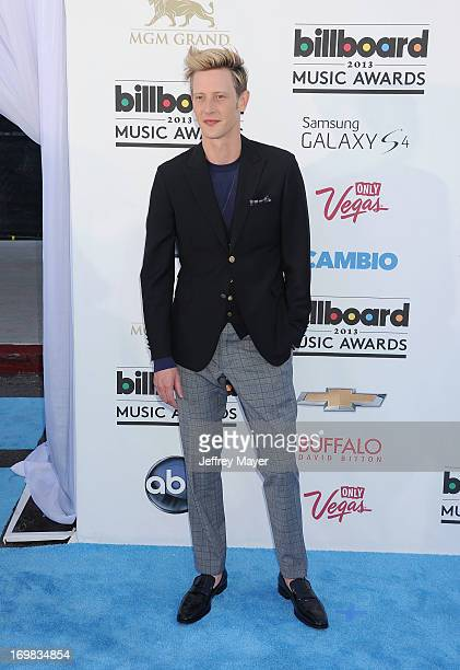 Actor Gabriel Mann arrives at the 2013 Billboard Music Awards at the MGM Grand Garden Arena on May 19 2013 in Las Vegas Nevada