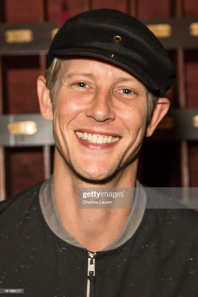 Actor Gabriel Mann attends the M83 Post-Show Soiree At No Vacancy on September 22, 2013 in Hollywood, California.