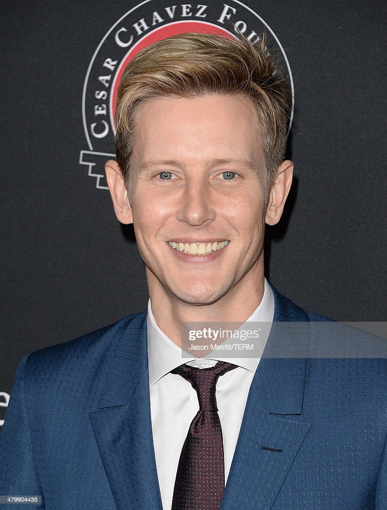 Actor Gabriel Mann attends the premiere of Pantelion Films and Participant Media's 'Cesar Chavez' - Arrivals at TCL Chinese Theatre on March 20, 2014 in Hollywood, California.