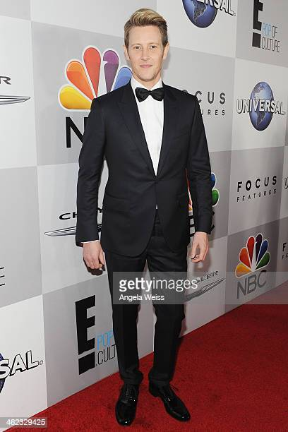 Actor Gabriel Mann attends the Universal NBC Focus Features E sponsored by Chrysler viewing and after party with Gold Meets Golden held at The...
