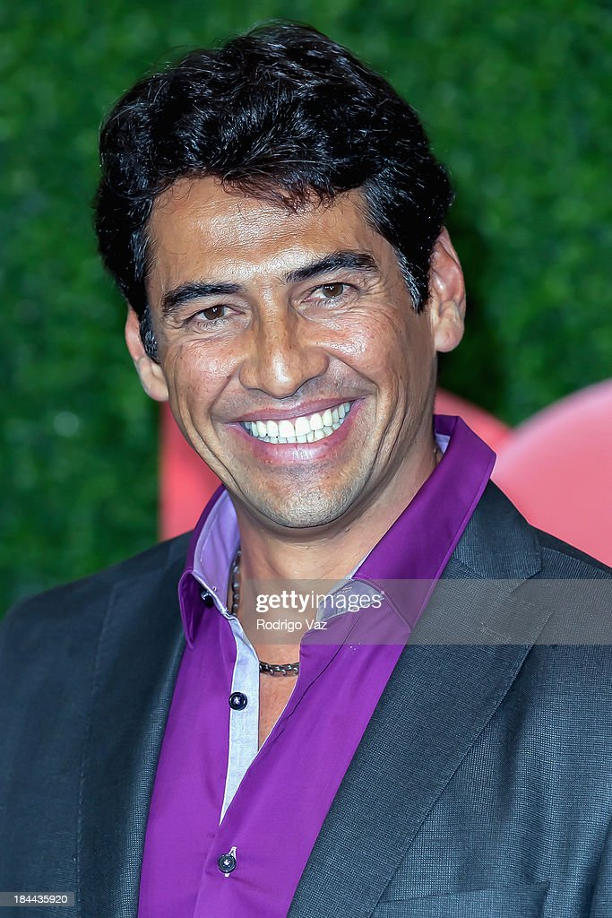 Actor Gabriel Porras attends the 2013 Billboard Mexican Music Awards Press Room at Dolby Theatre on October 9, 2013 in Hollywood, California.