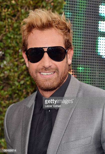 Actor Gabriel Soto attends the 13th annual Latin GRAMMY Awards held at the Mandalay Bay Events Center on November 15 2012 in Las Vegas Nevada