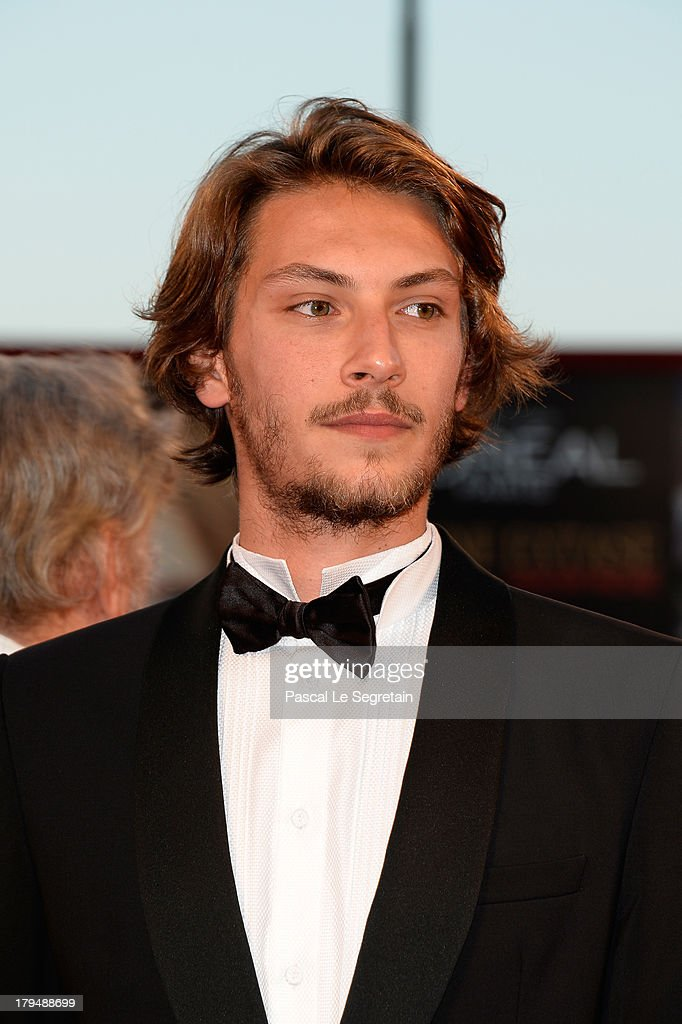 Actor Gabriele Rendina attends 'L'Intrepido' Premiere during the 70th Venice International Film Festival at the Palazzo del Cinema on September 4, 2013 in Venice, Italy.