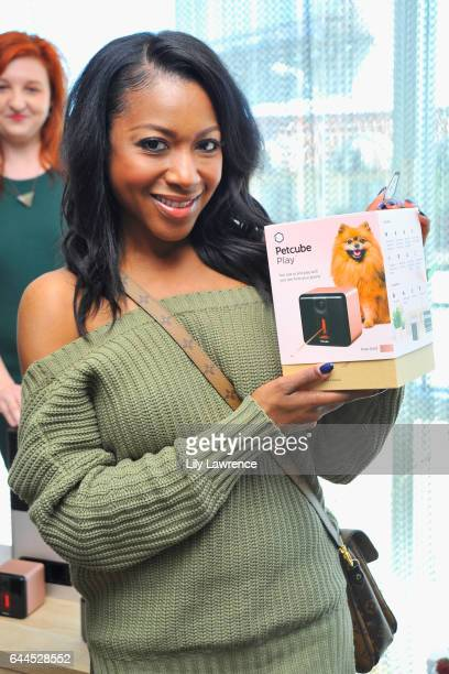 Actor Gabrielle Dennis attends Kari Feinstein's PreOscar Style Lounge at the Andaz Hotel on February 23 2017 in Los Angeles California