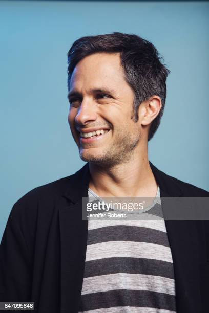 Actor Gael García Bernal of 'If You Saw His Heart' is photographed at the 2017 Toronto Film Festival on September 13 2017 in Toronto Ontario