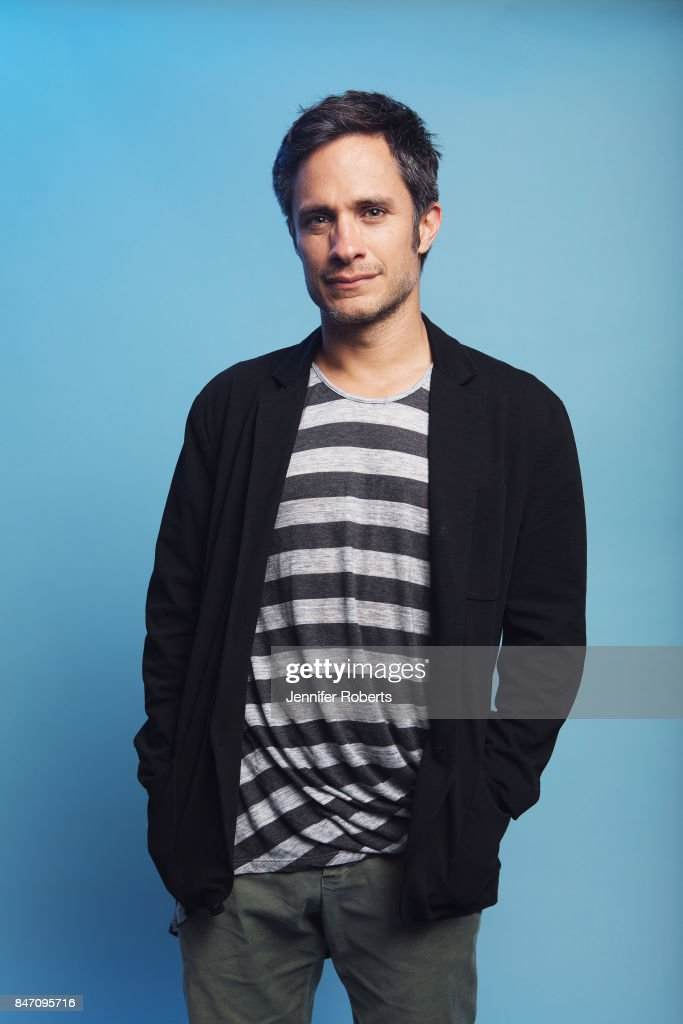 Actor Gael García Bernal of 'If You Saw His Heart' is photographed at the 2017 Toronto Film Festival on September 13, 2017 in Toronto, Ontario.