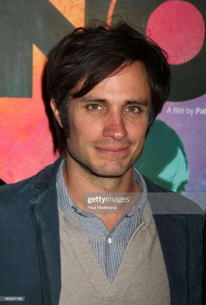 Actor Gael Garcia Bernal attends Sony Pictures Classics Pre-Oscar Dinner at The London Hotel on February 23, 2013 in West Hollywood, California.