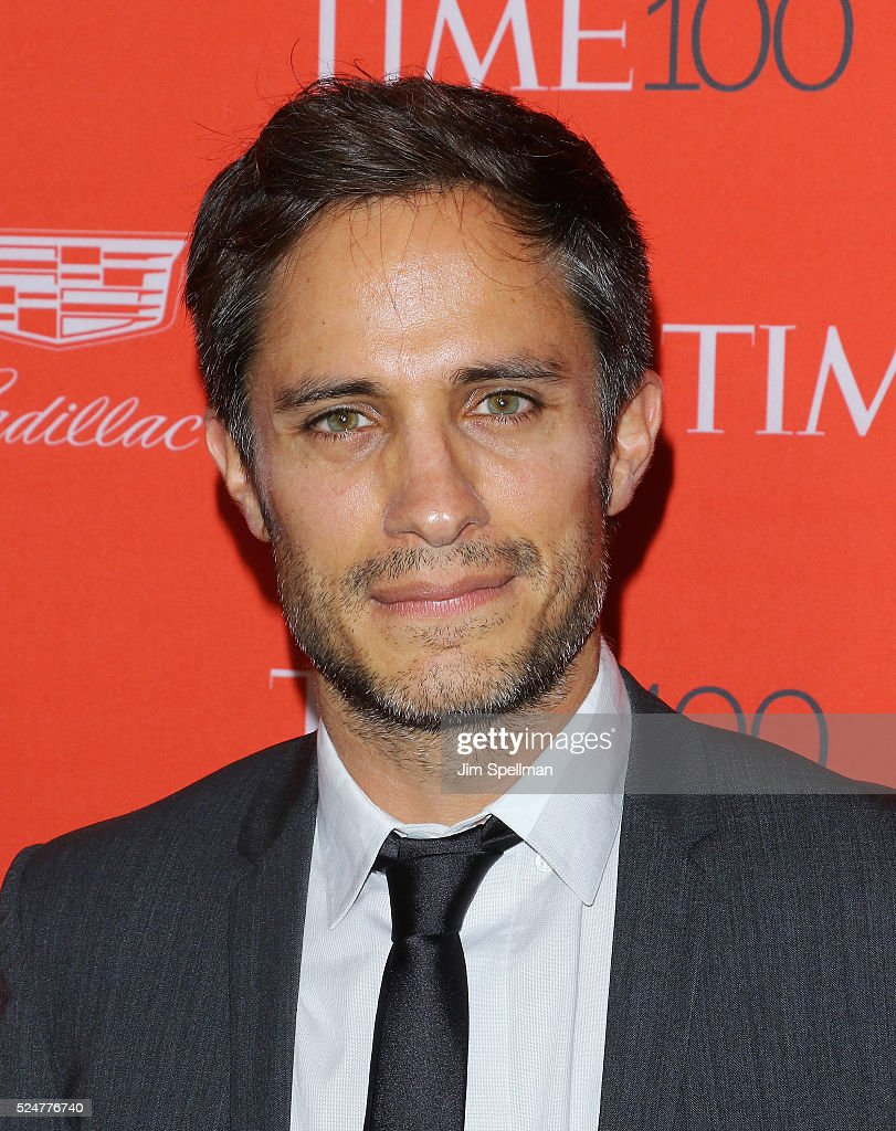 Actor Gael Garcia Bernal attends the 2016 Time 100 Gala at Frederick P. Rose Hall, Jazz at Lincoln Center on April 26, 2016 in New York City.