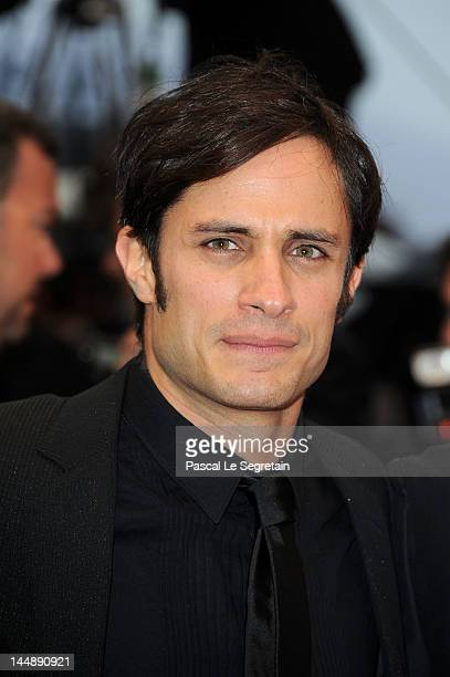 """Actor Gael Garcia Bernal attends the """"Amour"""" premiere during the 65th Annual Cannes Film Festival at Palais des Festivals on May 20, 2012 in Cannes,..."""