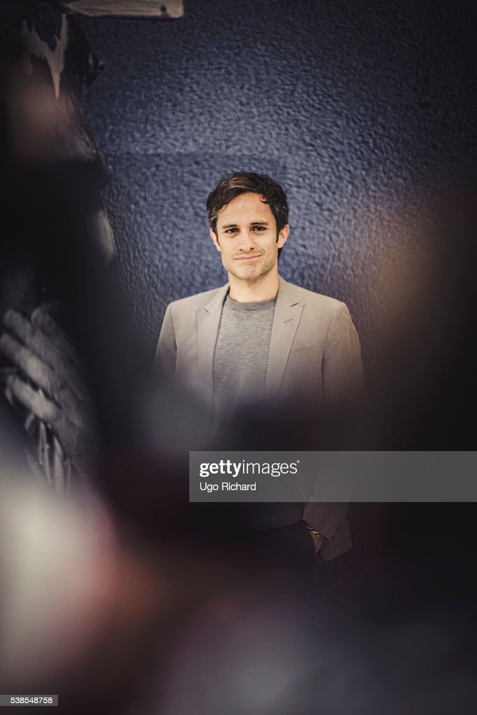 Actor Gael Garcia Bernal is photographed for Gala on May 15, 2016 in Cannes, France.
