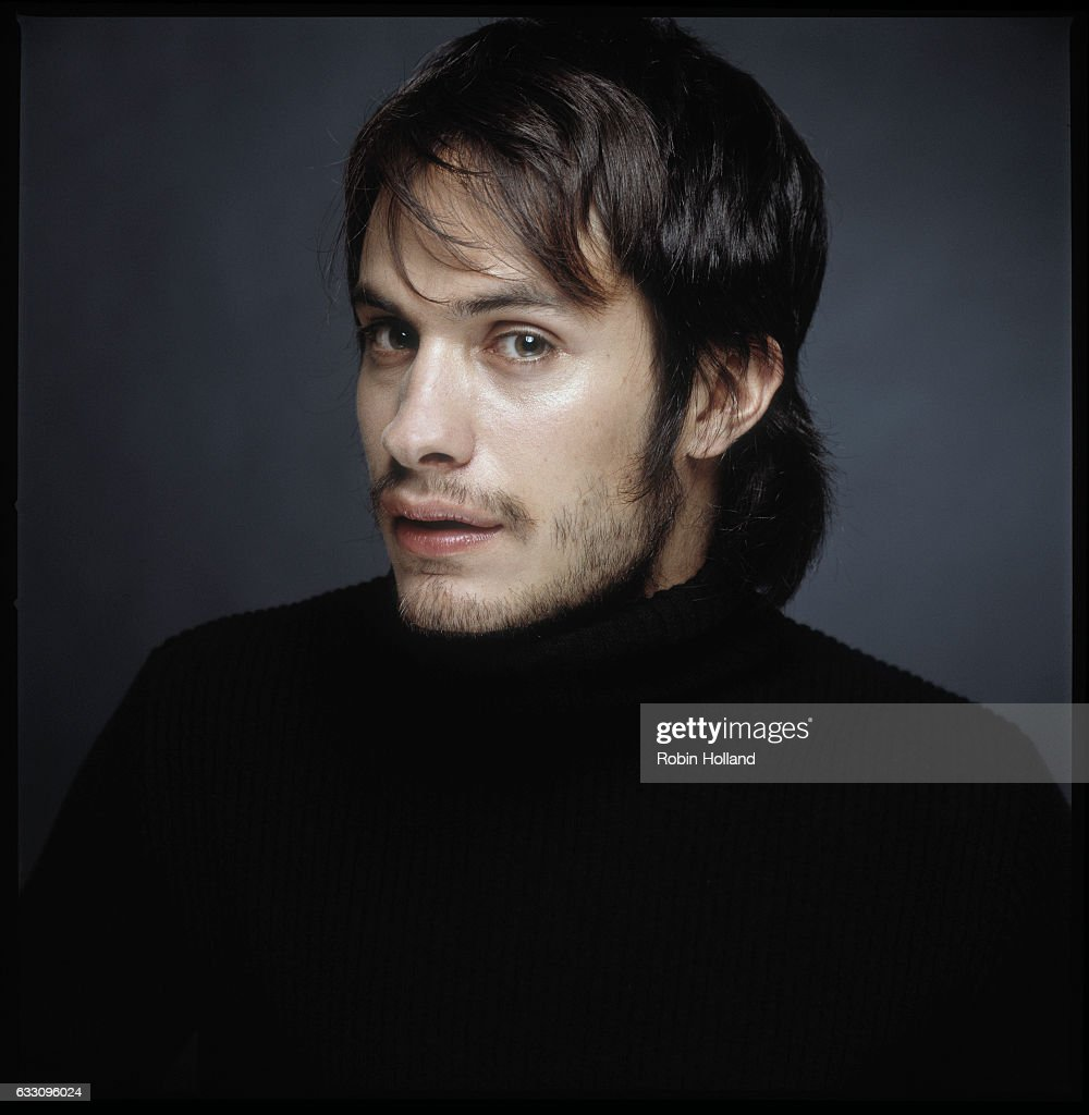 Actor Gael Garcia Bernal is photographed for IFC Rant on October 30, 2001, in New York City.
