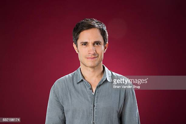 Actor Gael Garcia Bernal is photographed for Los Angeles Times on April 21 2016 in Los Angeles California PUBLISHED IMAGE CREDIT MUST READ Brian...