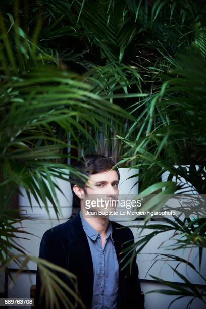 Actor Gael Garcia Bernal is photographed for Madame Figaro on September 15 2017 at the Toronto Film Festival in Toronto Ontario PUBLISHED IMAGE...