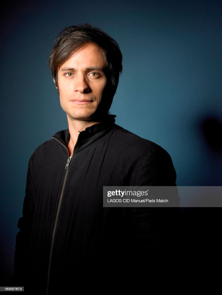Actor Gael Garcia Bernal is photographed for Paris Match on May 2, 2013 in London, England.