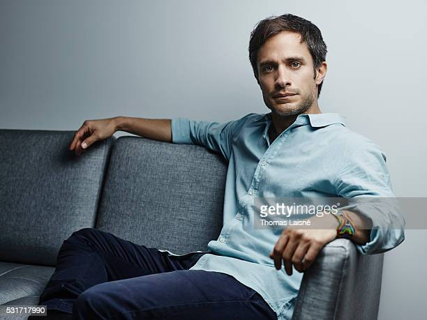 Actor Gael Garcia Bernal is photographed for Self Assignment on May 15 2016 in Cannes France
