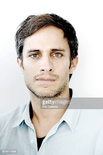 Actor Gael Garcia Bernal is photographed for Self Assignment on May 15 2015 in Cannes France