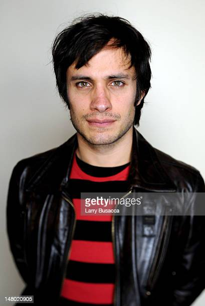 Actor Gael Garcia Bernal poses at the Hollywood Life House on January 17 2009 in Park City Utah