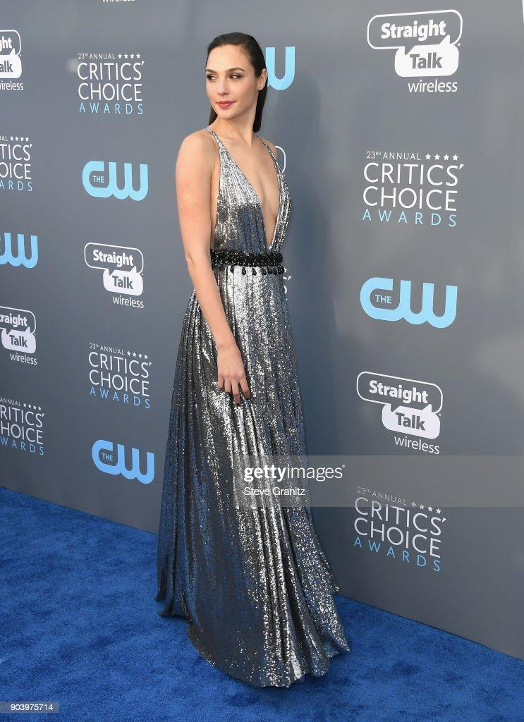 The 23rd Annual Critics' Choice Awards - Arrivals : News Photo