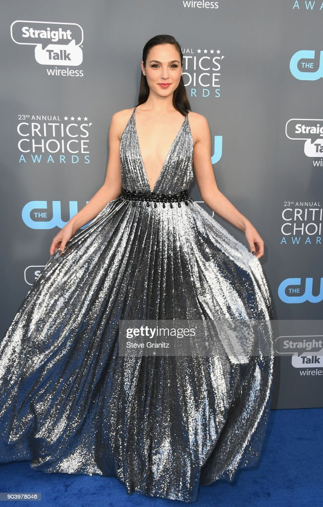 The Must-See Dresses at the 2018 Critics' Choice Awards
