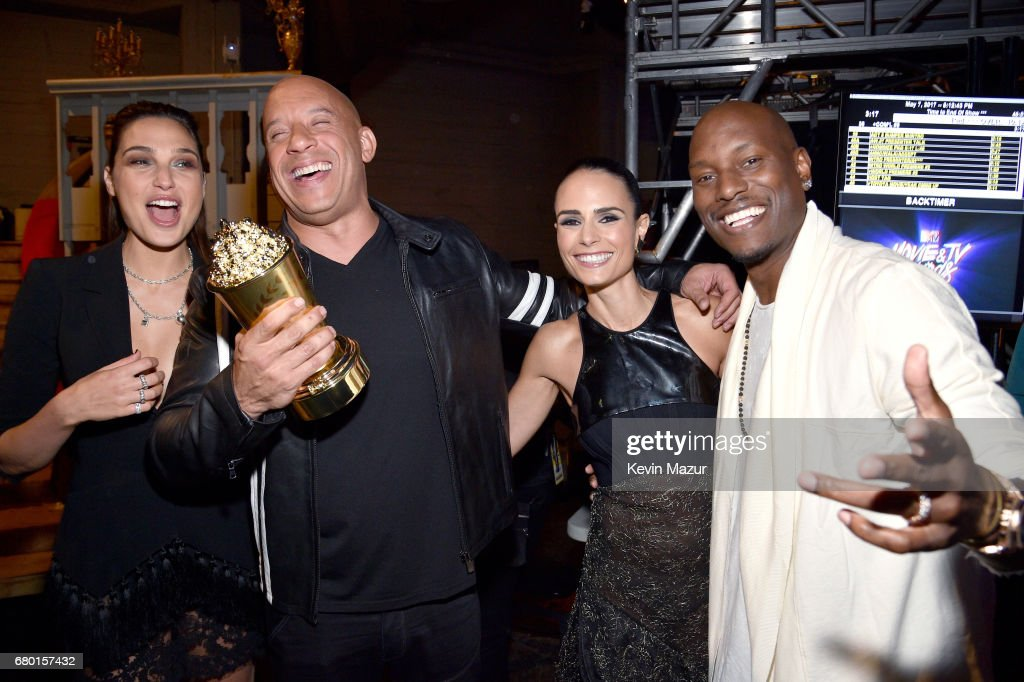 2017 MTV Movie And TV Awards - Backstage And Audience : News Photo