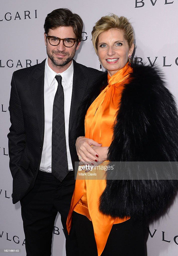Elizabeth Taylor Bulgari Event At The New Bulgari Beverly Hills Boutique - Arrivals : News Photo