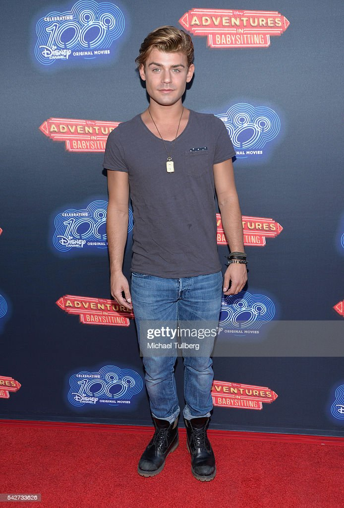 """Premiere Of 100th Disney Channel Original Movie """"Adventures In Babysitting"""" And Celebration Of All DCOMS - Arrivals"""