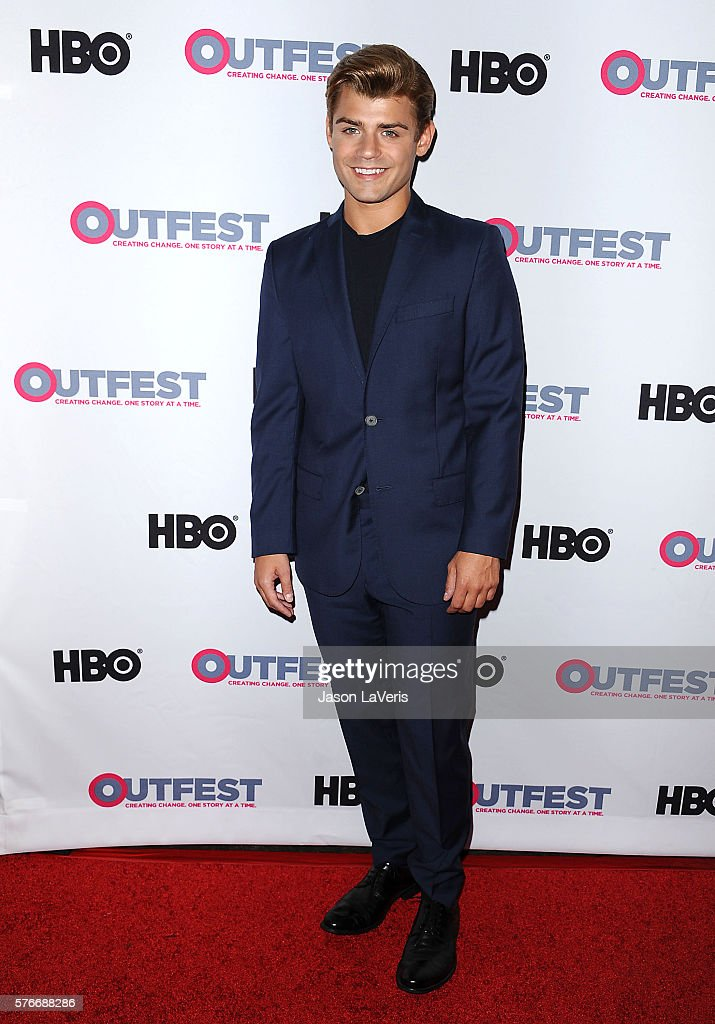 """2016 Outfest Los Angeles Screening Of """"King Cobra"""" And The Presentation Of The James Schamus Ally Award - Arrivals"""
