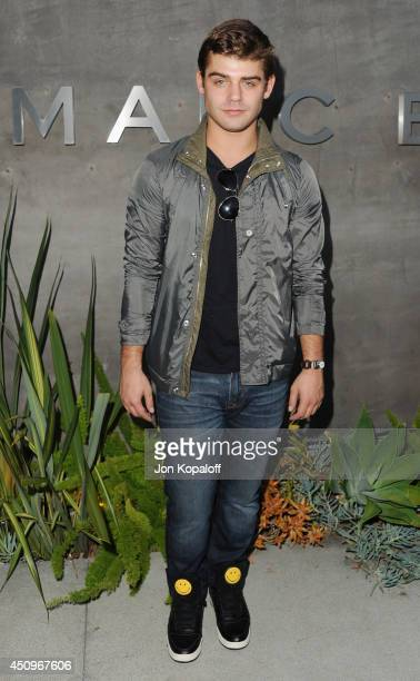 Actor Garrett Clayton attends Marc By Marc Jacobs Fall/Winter 2014 Preview at Marc Jacobs on June 20 2014 in Los Angeles California