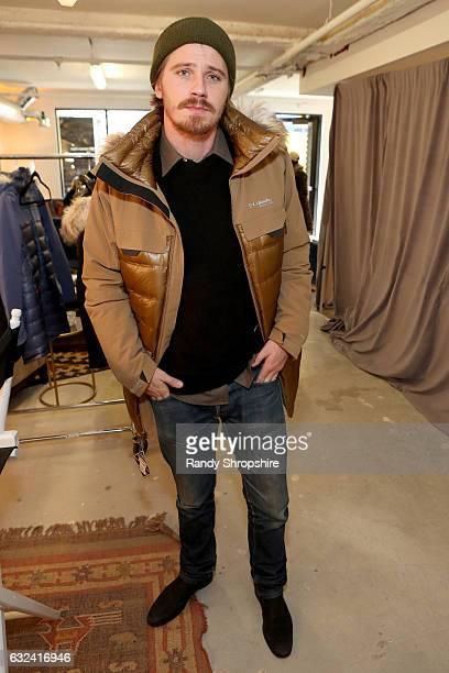 Actor Garrett Hedlund attends ATT At The Lift during the 2017 Sundance Film Festival on January 22 2017 in Park City Utah