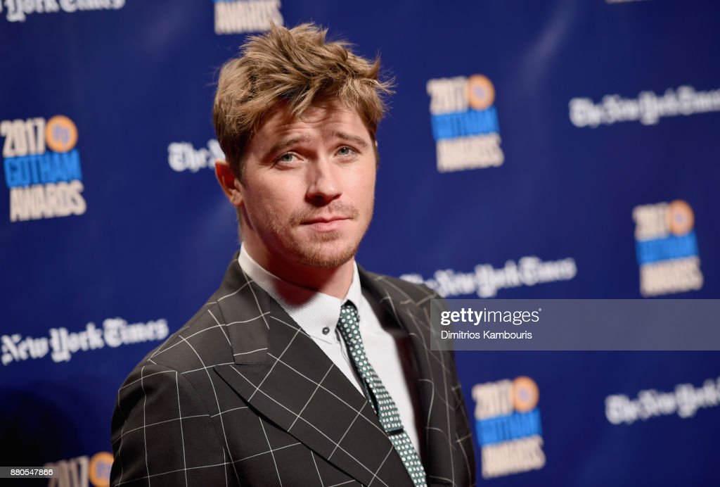 Actor Garrett Hedlund attends IFP's 27th Annual Gotham Independent Film Awards on November 27, 2017 in New York City.