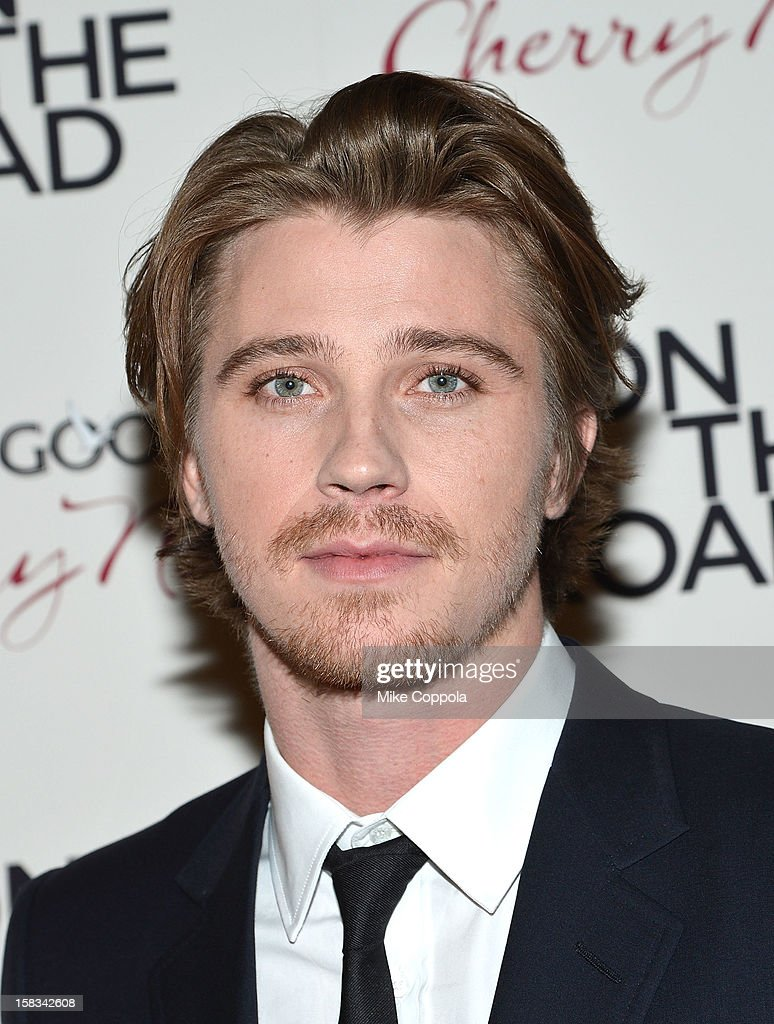 Actor Garrett Hedlund attends 'On The Road' New York Premiere at SVA Theater on December 13, 2012 in New York City.