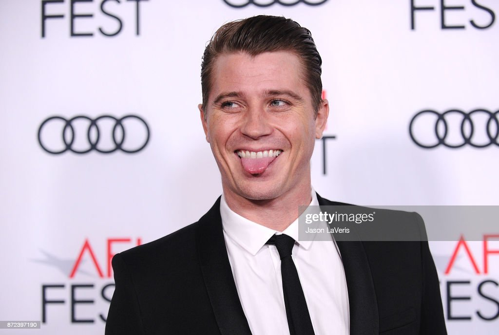 Actor Garrett Hedlund attends the 2017 AFI Fest opening night gala screening of 'Mudbound' at TCL Chinese Theatre on November 9, 2017 in Hollywood, California.
