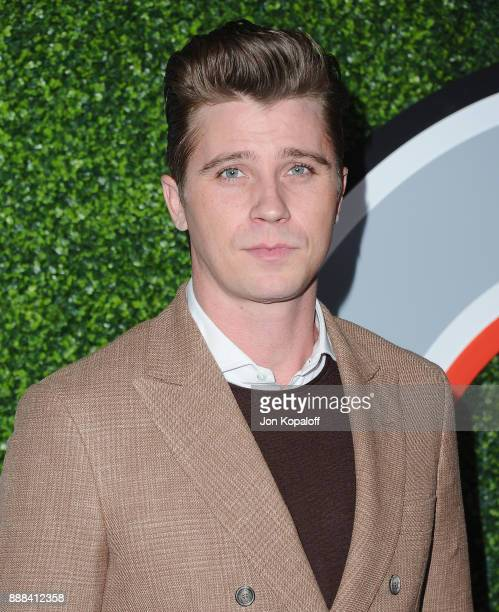 Actor Garrett Hedlund attends the 2017 GQ Men Of The Year Party at Chateau Marmont on December 7 2017 in Los Angeles California