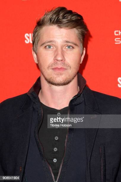 Actor Garrett Hedlund attends the Burden The Park Premiere during the 2018 Sundance Film Festival at Park City Library on January 21 2018 in Park...