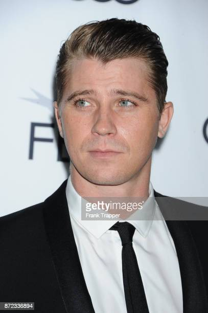 Actor Garrett Hedlund attends the screening of Netflix's Mudbound at the Opening Night Gala of AFI FEST 2017 Presented By Audi at TCL Chinese Theatre...