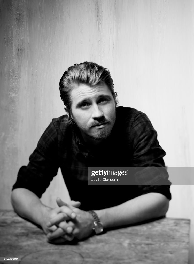 Actor Garrett Hedlund, from the film 'Mudbound,' is photographed at the 2017 Sundance Film Festival for Los Angeles Times on January 21, 2017 in Park City, Utah. PUBLISHED IMAGE.