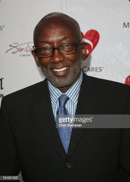 Actor Garrett Morris attends the 3rd Annual MusiCares MAP fund benefit at the Music Box in the Henry Fonda Theater on May 11 2007 in Los Angeles...
