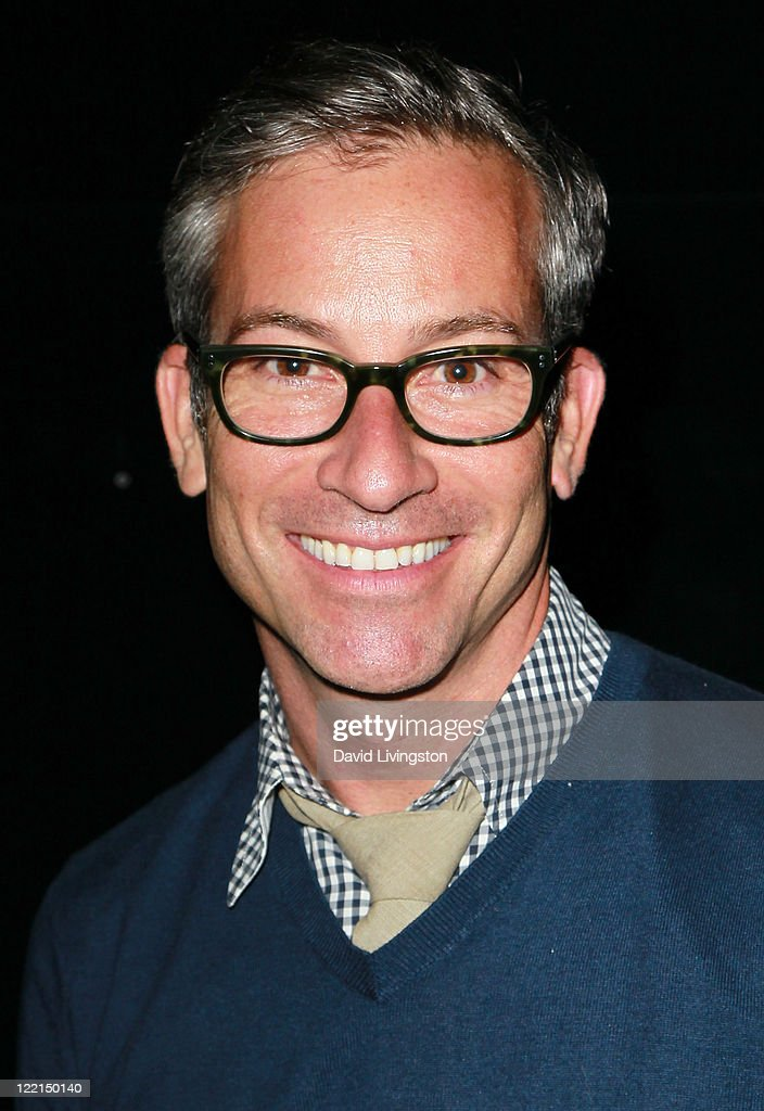 Actor Garrett Swann attends the Los Angeles premiere of 'The Casserole Club' presented by the American Cinematheque at the Egyptian Theatre on August 25, 2011 in Hollywood, California.
